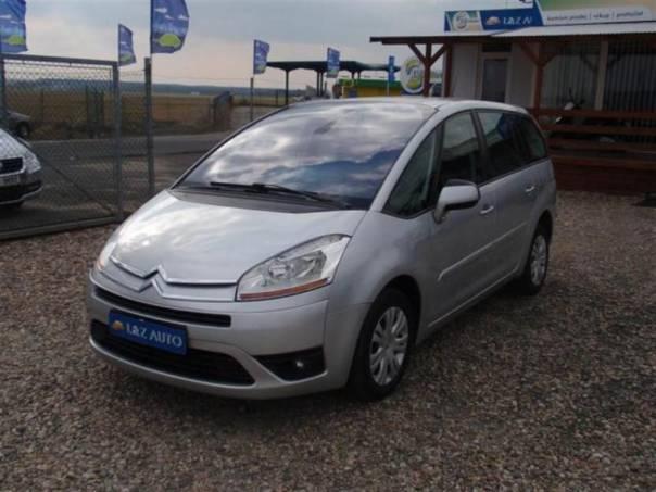 Citroën C4 Picasso 1.8 16V LPG, foto 1 Auto – moto , Automobily | spěcháto.cz - bazar, inzerce zdarma