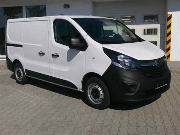 Opel Vivaro Van L1H1 2,7t 1.6 CDTi 115k MT6 /0083SA55/, foto 1 Užitkové a nákladní vozy, Do 7,5 t | spěcháto.cz - bazar, inzerce zdarma