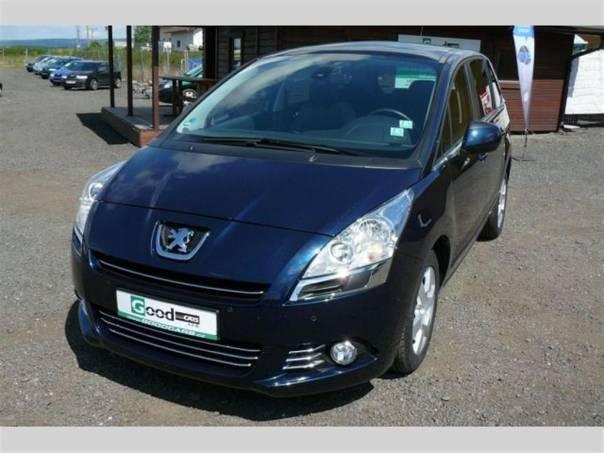 Peugeot 5008 2,0 HDI Premium 1,maj,serviska, foto 1 Auto – moto , Automobily | spěcháto.cz - bazar, inzerce zdarma