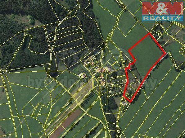 Prodej pozemku, Proseč, foto 1 Reality, Pozemky | spěcháto.cz - bazar, inzerce