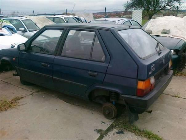 Škoda Favorit 135 GLXi motor OK, foto 1 Náhradní díly a příslušenství, Osobní vozy | spěcháto.cz - bazar, inzerce zdarma