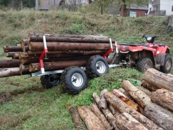 Vozík na dřevo - DŘEVAŘ, foto 1 Užitkové a nákladní vozy, Přívěsy a návěsy | spěcháto.cz - bazar, inzerce zdarma