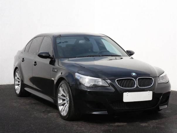BMW M5  5.0, ČR, xenon,navigace, foto 1 Auto – moto , Automobily | spěcháto.cz - bazar, inzerce zdarma