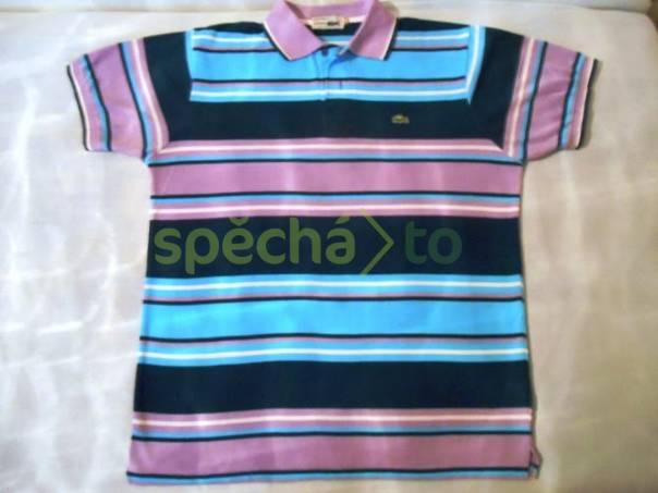 320b9d8de4 Pruhované pánské triko LACOSTE – XL