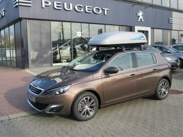 Peugeot 308 1.2 130k 5P Allure MAN6, foto 1 Auto – moto , Automobily | spěcháto.cz - bazar, inzerce zdarma
