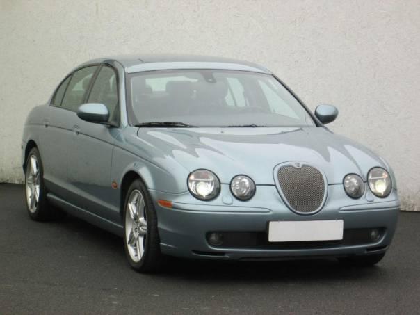 Jaguar S-Type R 4.2 V8, foto 1 Auto – moto , Automobily | spěcháto.cz - bazar, inzerce zdarma