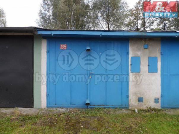 Prodej garáže, Orlová, foto 1 Reality, Parkování, garáže | spěcháto.cz - bazar, inzerce