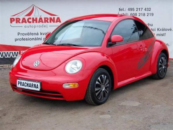 Volkswagen New Beetle 2.0i EKO ZAPLACENO, foto 1 Auto – moto , Automobily | spěcháto.cz - bazar, inzerce zdarma