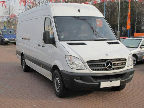 Mercedes-Benz Sprinter 311 CDI-2.2, foto 1 Užitkové a nákladní vozy, Do 7,5 t | spěcháto.cz - bazar, inzerce zdarma