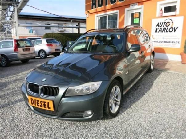 BMW Řada 3 318D,polokůže,serviska, foto 1 Auto – moto , Automobily   spěcháto.cz - bazar, inzerce zdarma