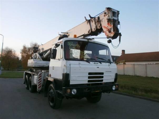 815P (ID 9651), foto 1 Užitkové a nákladní vozy, Nad 7,5 t | spěcháto.cz - bazar, inzerce zdarma