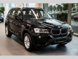 BMW X3 xDrive 20d, Carbon Black, M Sportovní paket, SKLAD