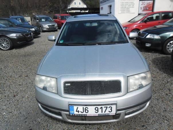 Škoda Superb 2.5 TDI Elegance, foto 1 Auto – moto , Automobily | spěcháto.cz - bazar, inzerce zdarma