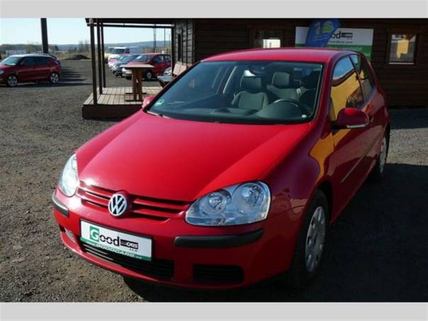 Volkswagen Golf 1,4 16V Trendline 1.maj,serviska, foto 1 Auto – moto , Automobily | spěcháto.cz - bazar, inzerce zdarma