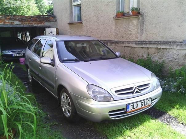 Citroën Xsara 2,0 HDi Break, foto 1 Auto – moto , Automobily | spěcháto.cz - bazar, inzerce zdarma