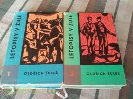 Letopisy v žule I. a II.díl , Hobby, volný čas, Knihy  | spěcháto.cz - bazar, inzerce zdarma