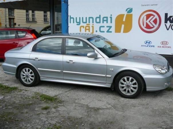 Hyundai Sonata 2.7  V6 - ČR - SERVISKA - AT, foto 1 Auto – moto , Automobily | spěcháto.cz - bazar, inzerce zdarma