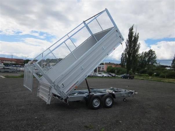 PHT3,5T  nást.+ gitter, foto 1 Užitkové a nákladní vozy, Přívěsy a návěsy | spěcháto.cz - bazar, inzerce zdarma