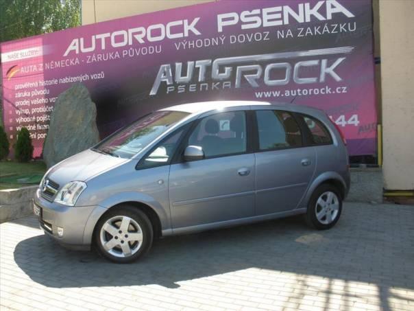 Opel Meriva 1.6   16V dolož.KM KLIMA, foto 1 Auto – moto , Automobily | spěcháto.cz - bazar, inzerce zdarma