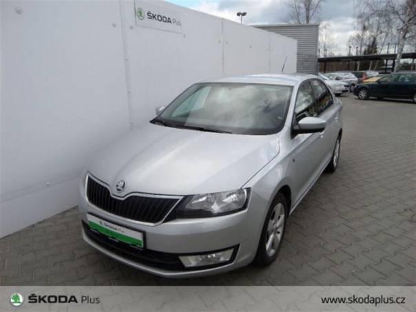 Škoda Rapid 1,6 TDI / 66 kW Ambition, foto 1 Auto – moto , Automobily | spěcháto.cz - bazar, inzerce zdarma