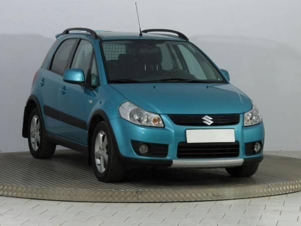 Suzuki SX4 1.6 VVT, foto 1 Auto – moto , Automobily | spěcháto.cz - bazar, inzerce zdarma