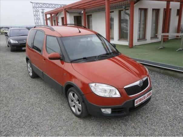 Škoda Roomster 1,4 16v,SCOUT,servisCZ, foto 1 Auto – moto , Automobily | spěcháto.cz - bazar, inzerce zdarma