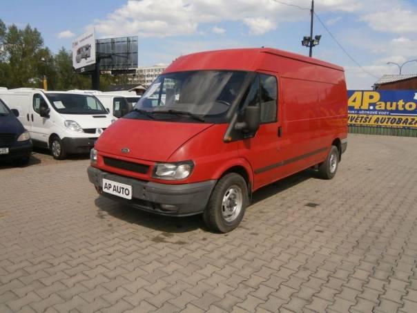 Ford Transit 330L+KLIMATIZACE+ČR, foto 1 Užitkové a nákladní vozy, Do 7,5 t   spěcháto.cz - bazar, inzerce zdarma