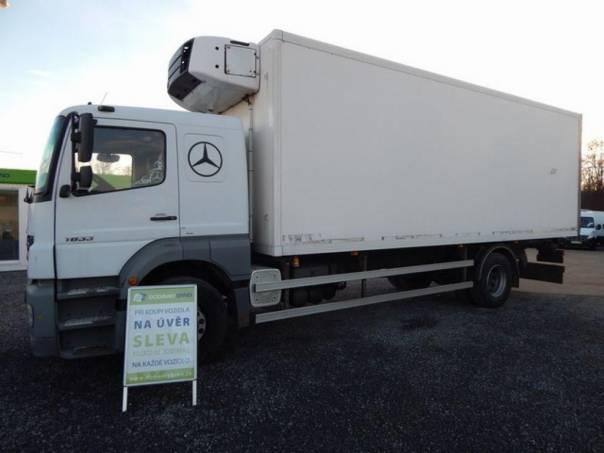 Mercedes-Benz  AXOR 1833 SKŘÍŇ MRAZÁK, foto 1 Užitkové a nákladní vozy, Nad 7,5 t | spěcháto.cz - bazar, inzerce zdarma