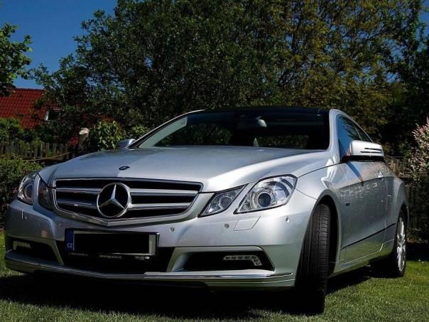 Mercedes-Benz Třída E 350 CDI Coupe, foto 1 Auto – moto , Automobily | spěcháto.cz - bazar, inzerce zdarma