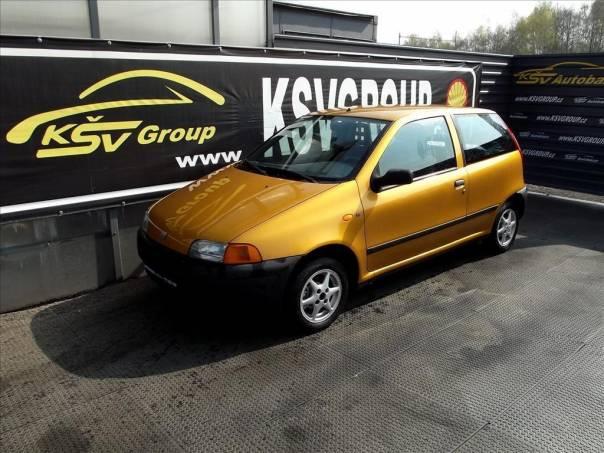 Fiat Punto 1,1   Pěkný kousek, foto 1 Auto – moto , Automobily | spěcháto.cz - bazar, inzerce zdarma