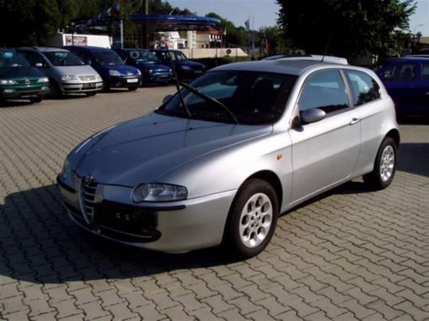 Alfa Romeo 147 1,6 T SPARK, foto 1 Auto – moto , Automobily | spěcháto.cz - bazar, inzerce zdarma