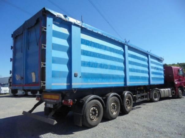 Schwarzmuller  sklápěčkový, foto 1 Užitkové a nákladní vozy, Přívěsy a návěsy | spěcháto.cz - bazar, inzerce zdarma