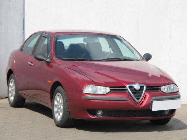 Alfa Romeo 156 1.8 16V T.SPARK, foto 1 Auto – moto , Automobily | spěcháto.cz - bazar, inzerce zdarma