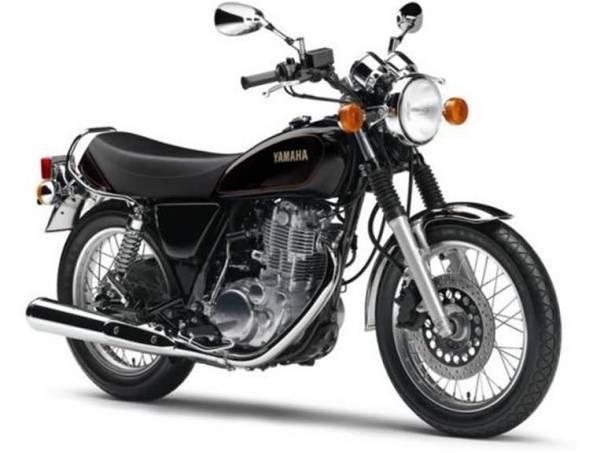 Yamaha SR SR 400, foto 1 Auto – moto , Motocykly a čtyřkolky | spěcháto.cz - bazar, inzerce zdarma