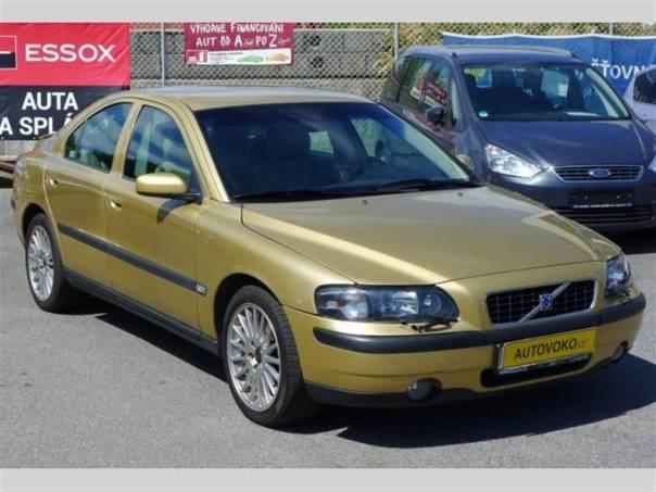 Volvo S60 2,5 T 154 kW 1. Majitel CZ, foto 1 Auto – moto , Automobily | spěcháto.cz - bazar, inzerce zdarma