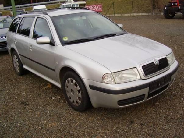 Škoda Octavia 1,9 TDI 81KW Klima, foto 1 Auto – moto , Automobily | spěcháto.cz - bazar, inzerce zdarma