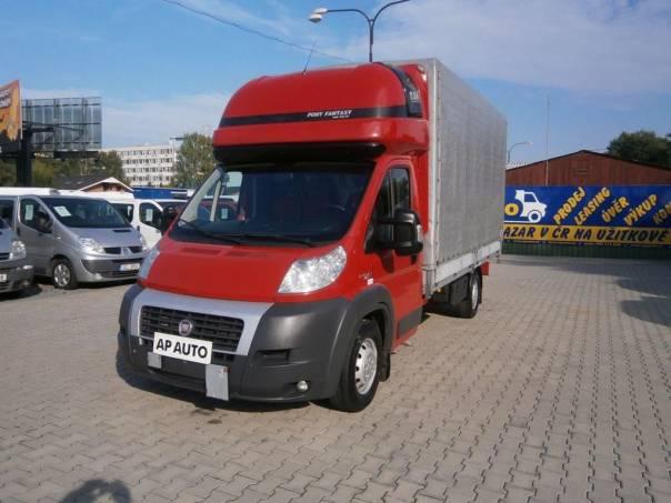 Fiat Ducato VALNÍK PLACHTA SPANÍ KLIMA, foto 1 Užitkové a nákladní vozy, Do 7,5 t | spěcháto.cz - bazar, inzerce zdarma