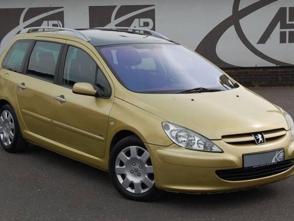 Peugeot 307 2.0 HDI SW, Panoráma, foto 1 Auto – moto , Automobily | spěcháto.cz - bazar, inzerce zdarma