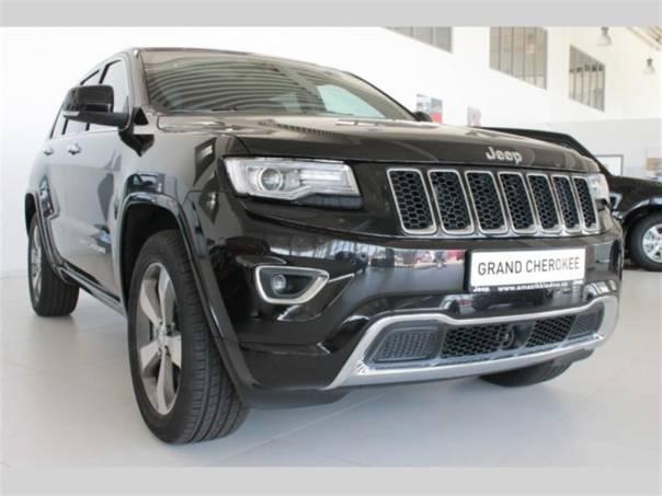 Jeep Grand Cherokee 3,6 V6 VVT Overland + Ethanol, foto 1 Auto – moto , Automobily | spěcháto.cz - bazar, inzerce zdarma
