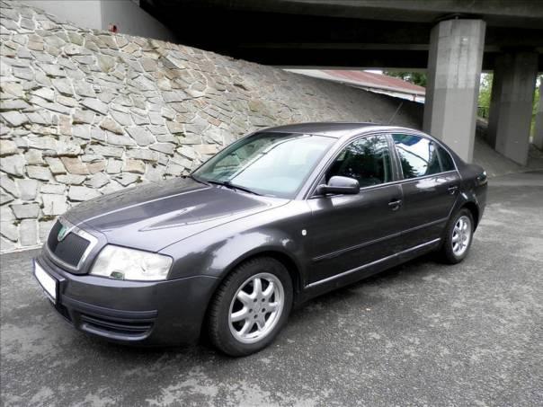 Škoda Superb 1.9 TDI*ČR*KLIMA*ASR, foto 1 Auto – moto , Automobily | spěcháto.cz - bazar, inzerce zdarma