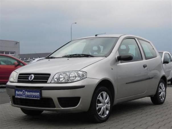 Fiat Punto 1.2 *KLIMATIZACE*CITYSERVO*, foto 1 Auto – moto , Automobily | spěcháto.cz - bazar, inzerce zdarma