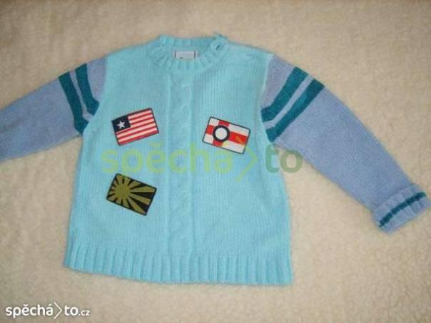 Prodám Svetřík, foto 1 Pro děti, Dětské oblečení  | spěcháto.cz - bazar, inzerce zdarma