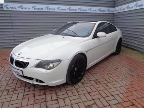 BMW Řada 6 650CI   4.8, foto 1 Auto – moto , Automobily | spěcháto.cz - bazar, inzerce zdarma