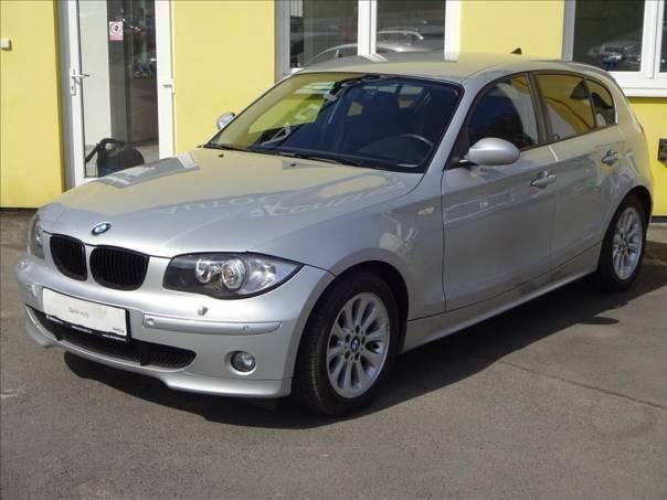 BMW Řada 1 1.6 116i, foto 1 Auto – moto , Automobily | spěcháto.cz - bazar, inzerce zdarma