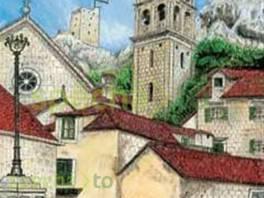Chcete mít kousek Chorvatska i doma? Možnost zakoupení reprodukcí obrazů sedmdesátiletého Chorvatského naivního malíře