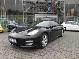 Porsche Panamera 4  3,6i 300PS,nav,vzduch