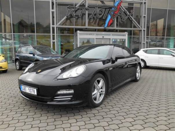 Porsche Panamera 4  3,6i 300PS,nav,vzduch, foto 1 Auto – moto , Automobily | spěcháto.cz - bazar, inzerce zdarma
