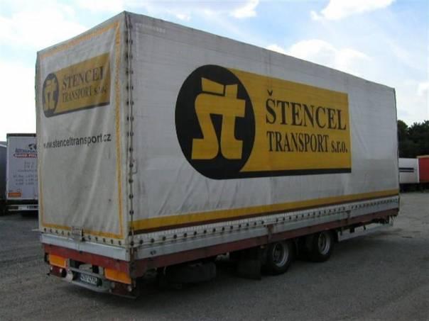 , foto 1 Užitkové a nákladní vozy, Přívěsy a návěsy | spěcháto.cz - bazar, inzerce zdarma