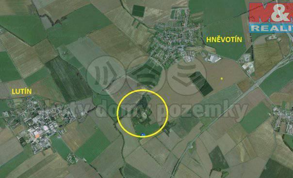 Prodej pozemku, Hněvotín, foto 1 Reality, Pozemky | spěcháto.cz - bazar, inzerce