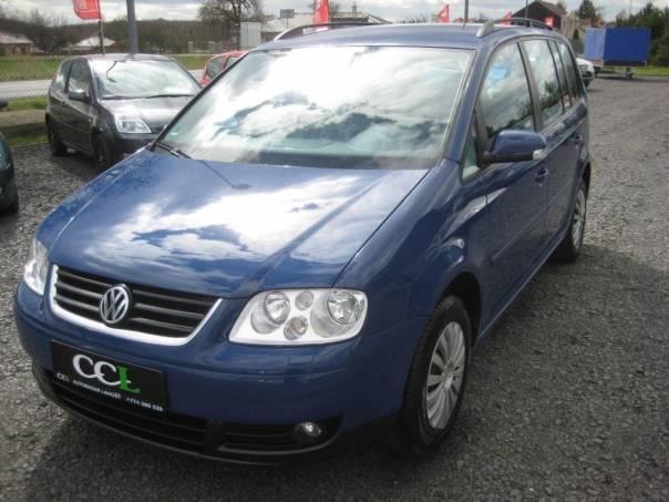 Volkswagen Touran 1.9 TDI GOAL, foto 1 Auto – moto , Automobily | spěcháto.cz - bazar, inzerce zdarma